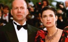 Деми Мур открыла секрет, почему распался их брак с Брюсом Уиллисом в 2000 году
