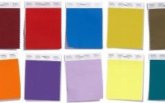 Какие цвета выбирать в 2019 по версии Pantone?