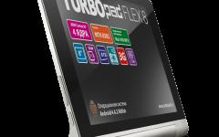 TurboPad Flex8 – планшет для современной девушки