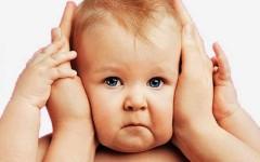 Причины и симптомы отита у ребенка – когда в ушах идет война!