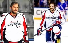 Данилу Козловского не узнать — хоккеист, автогонщик или боец?