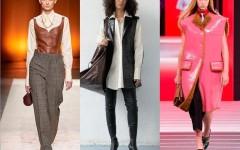 Тренд на кожу 2020: какая кожаная одежда будет актуальна этой осенью по версии дизайнеров