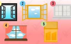 Тест: выберите окно и узнайте свои сильные и слабые стороны