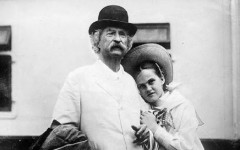 Полжизни вместе и ни разу не поссорились: неземная любовь Марк Твена и Оливии Лэнгдон