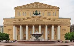 1 июля в Большом театре состоится мировая премьера балета «Чайка»