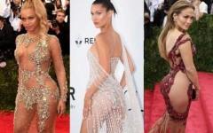 9 женщин, от которых никто не ожидал таких смелых нарядов