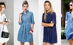 Платья-рубашки на лето: какую модель выбрать, где купить?