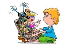 Как научить детей правилам безопасности в Интернете?