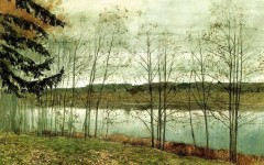 Золотая, праздничная, мрачная: русская осень на полотнах великих художников – философский смысл картин