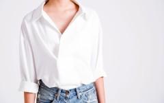 10 интересных способов, как носить белую рубашку не хуже, чем первые леди или модные блогеры