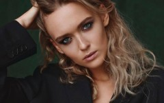 Евгения Некрасова: Я была очень скромным ребенком и ненавидела фотографироваться!