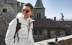 Милош Бикович ушёл в монастырь к брату-игумену на время самоизоляции