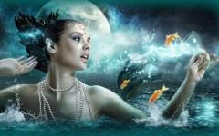 Интересные особенности характера женщин Рыб