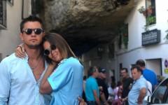 Агата Муцениеце выложила нежное фото из прошлого в Instagram — есть ли еще шанс у пары?