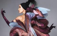 Эстетика Iris van Herpen: уникальное сочетание искусства и технологий нидерландского бренда одежды