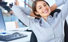 5 минут для зарядки в офисе: простые, но эффективные упражнения