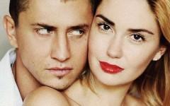 Физиогномист исследовала черты лица Прилучных и озвучила причину их развода