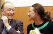 Майя Плисецкая Родион Щедрин в старости6