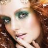 12 шагов к совершенному макияжу на Новый 2017 год Огненного Петуха