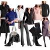 Деловой гардероб: нескучные образы для офиса