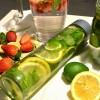 8 лучших рецептов детокс-воды, которую можно делать ежедневно в домашних условиях
