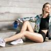 Женские спортивные костюмы — модный спорт-шик от звезд для любых тренировок