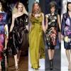 Модные шелковые платья — как собрать изысканный образ?