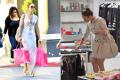 В какие магазины ходят богатые женщины?