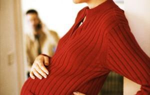 Как безопасно сбить температуру беременной женщине?