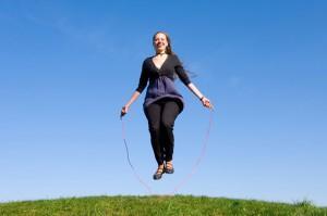 Роуп скиппинг - новый способ похудеть?