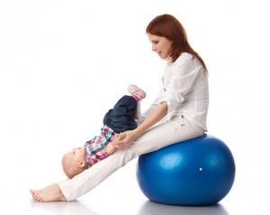 Спорт после родов. Что можно молодой маме?