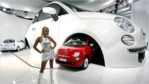 Самые модные женские автомобили в 2012 году - 5 моделей женских авто