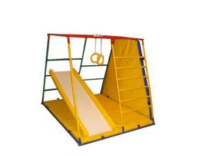 Лучшие спортивные детские комплексы для домашнего использования