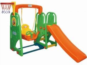 Детские игровые комплексы фирмы Happy Box