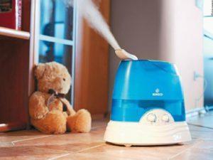 Выбираем увлажнитель воздуха для детской