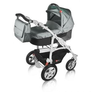Лучшие модели универсальных детских колясок 2 в 1