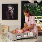 Лучшие модели и виды пеленальных столов для детей