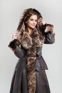 Стильные дубленки на зиму 2012 - 2013. Выбираем правильно!