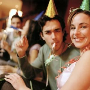 Новый год вдвоем в ресторане или ночном клубе