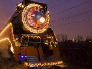 Новый год вдвоем в поезде