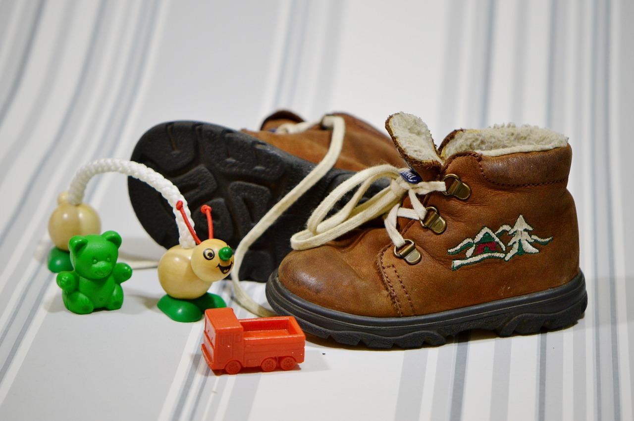 детские ботинки 2