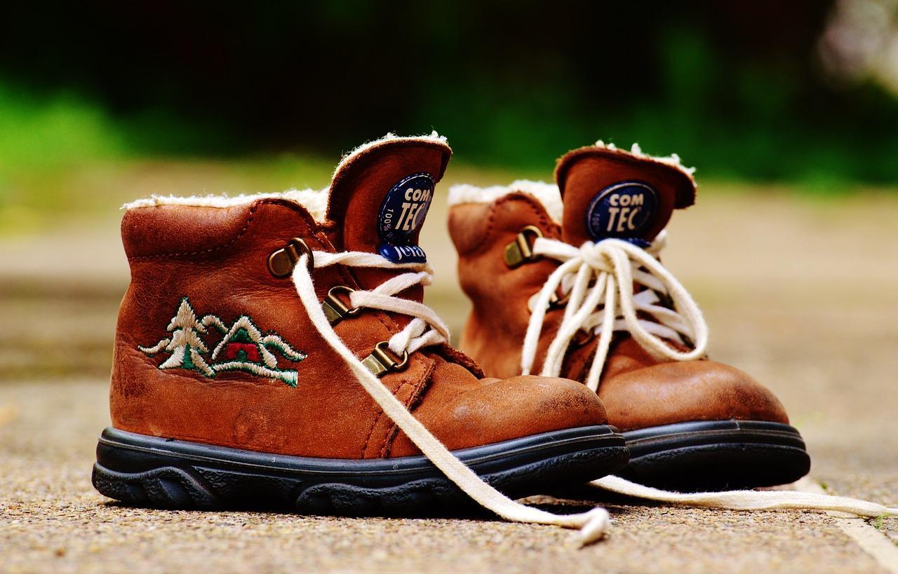 детские ботинки 3