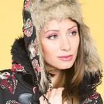 Оригинальные зимние шапки 2013