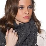Оригинальные идеи, как модно носить шарф зимой!