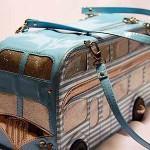 Сумки, клатчи и аксессуары от Alessandro Birutti