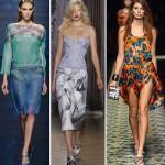 Мода летом 2013 года