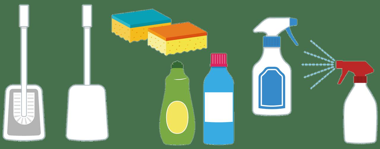 моющие средства 2