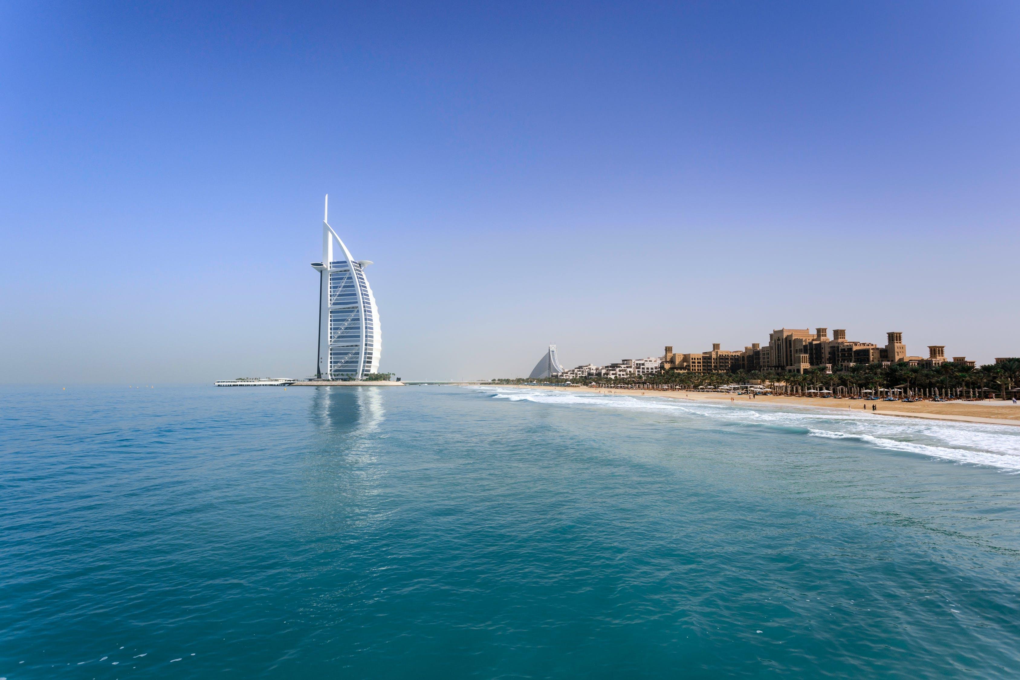 Курорты в Арабских Эмиратах
