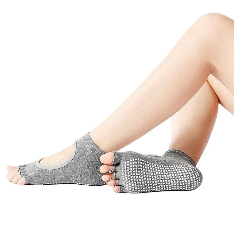 Носки-перчатки с разделенными пальчиками
