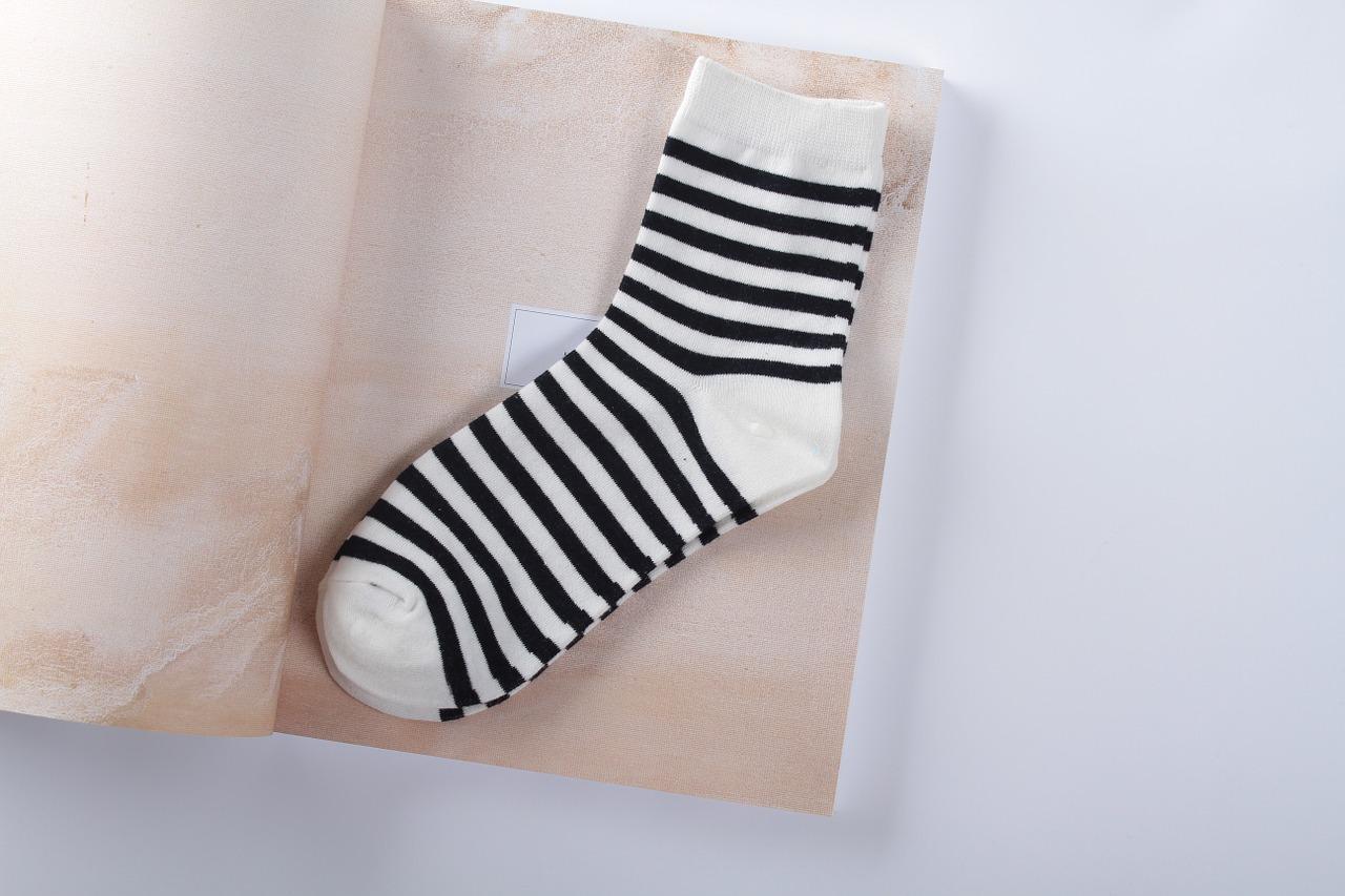 Носки их хлопка